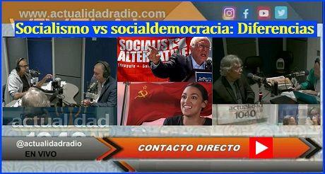 Socialismo Vs Socialdemocracia Diferencias