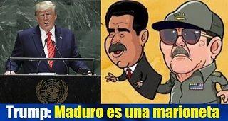 Trump En La ONU Maduro Es Una Marioneta Mobile