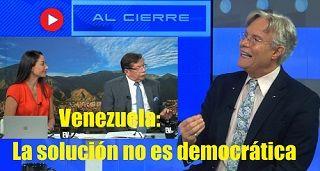 Venezuela: La solución no es democrática