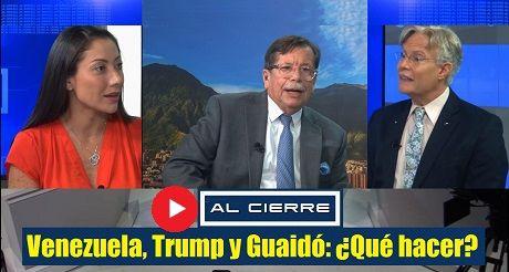 Venezuela Trump Y Guaido Que Hacer