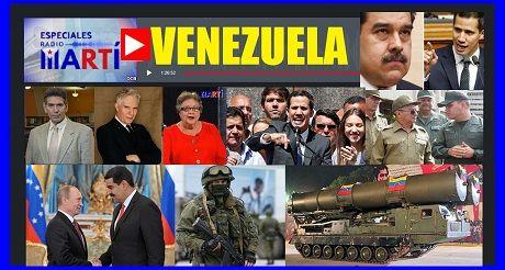 Venezuela crisis politica y militar