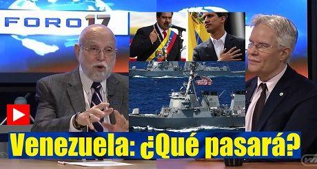 Venezuela que pasara
