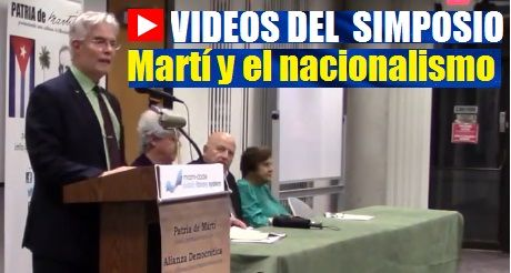 Videos Simposio Marti Y El Nacionalismo