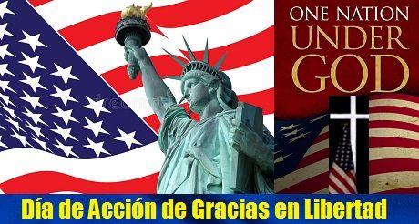 Día de Acción de Gracias en Libertad