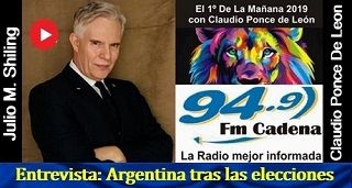 Entrevista: Argentina tras las elecciones