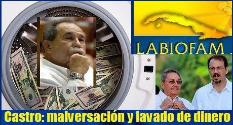 Familia Castro Malversacion Y Lavado De Dinero