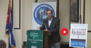Presentacion Del Libro Dictaduras Y Sus Paradigmas I Carlos A Montaner Mobile