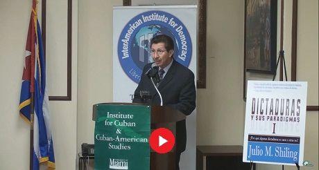 Presentacion Del Libro Dictaduras Y Sus Paradigmas I Carlos Sanchez Berzain