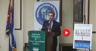 Guillermo Lousteau - Presentación del Libro «Dictaduras y sus Paradigmas» de Julio M. Shiling