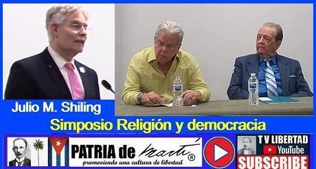 Julio M. Shiling - Simposio Religión y democracia