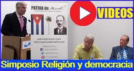 Videos Simposio Religión y democracia