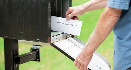 1600 boletas por correo aparecen sorpresivamente