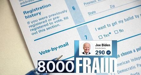2 hombres en CA presentan 8 mil solicitudes fraudulentas