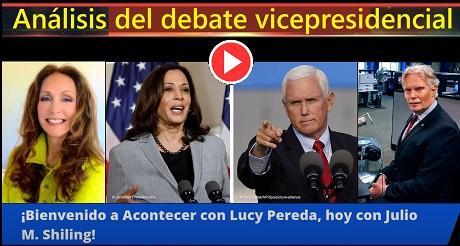 Análisis del debate vicepresidencial