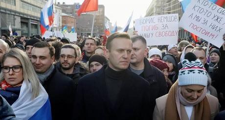 Así es cómo Putin trata a oposición