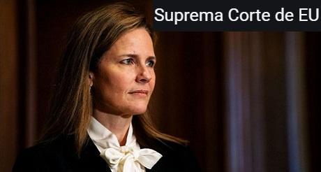 Batalla en congreso de EEUU sobre jueza conservadora