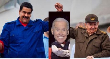 Biden es marioneta del castrochavismo