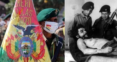 Bolivia honra a militares que ajusticiaron al asesino Che