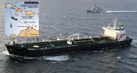 Confirman continuación del traslado de petróleo venezolano a Cuba