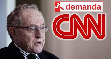 CNN enfrenta demanda millonaria por difamacion fake news
