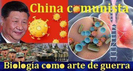 China comunista y la biología como arte de guerra