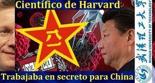 Detenido científico de Harvard por trabajar en secreto para China