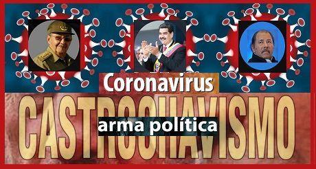 Coronavirus: Arma política del Castrochavismo