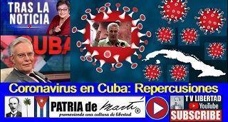Coronavirus en Cuba: Repercusiones