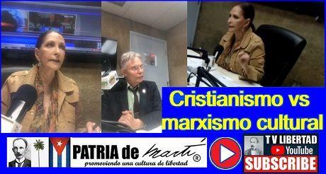 Cristianismo vs marxismo cultural