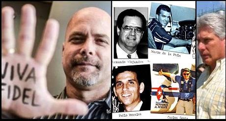 Cuba promueve espia Gerardo Hernandez vinculado al asesinato de los cuatro pilotos de Hermanos al Rescate