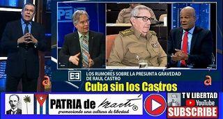 Cuba sin los Castros, y corrupción en Puerto Rico