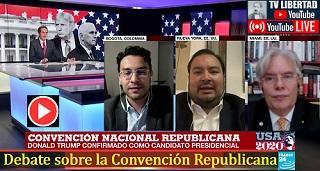 Debate sobre la Convención Republicana