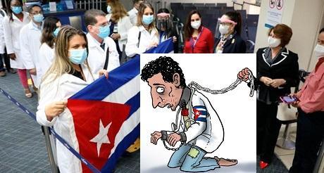 Denuncian llegada de medicos cubanos a Panama
