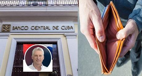 Dictadura de SomosCuba en quiebra Comenzo a robar dinero de colaboradores