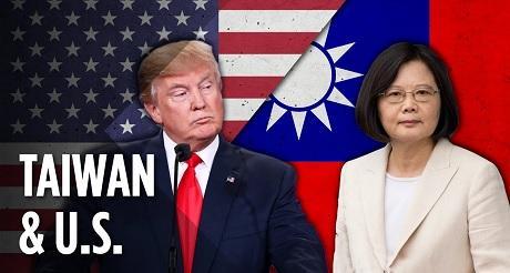 EEUU afirma su alianza con China nacionalista Taiwan