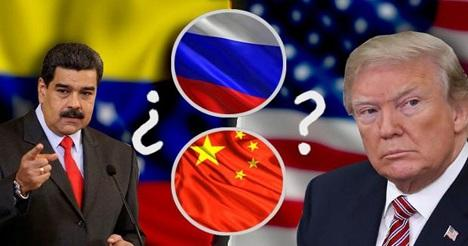 EEUU con el ojo puesto en Venezuela Cuba y China