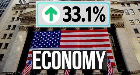 Economiaia de EEUU crece 33 1 porciento 3er trimestre logro extraordinario