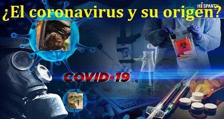 ¿El coronavirus y su origen?
