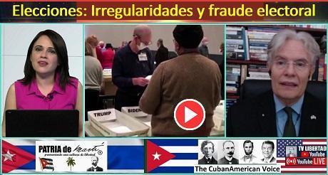 Elecciones Irregularidades y fraude electoral