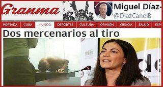 En la mirilla del castrismo: José D. Ferrer y Rosa M. Payá