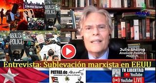 Entrevista: Sublevación marxista en EEUU