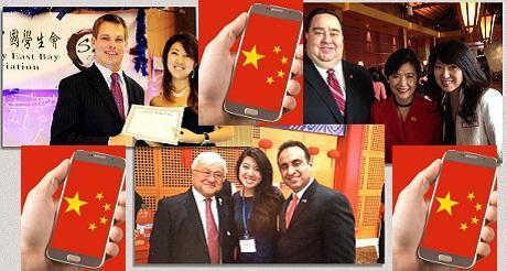 Espia china infiltra campanas de democratas influyentes