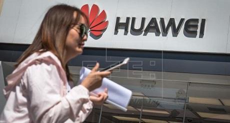 Huawei instrumento del PCCh confrontado