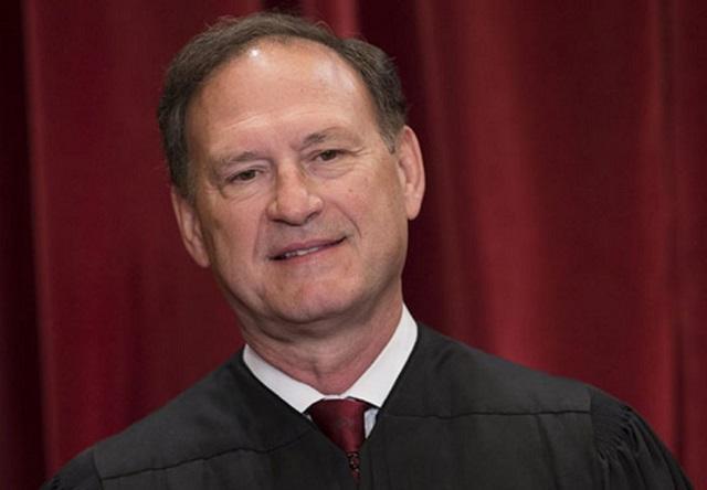 Juez Alito