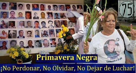 Cuba: Una Primavera Negra Represiva