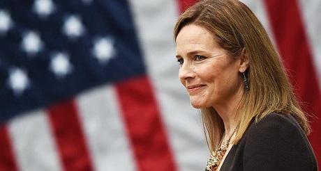 La candidata catolica conservadora para el Tribunal Supremo atacada por ultraizquierda