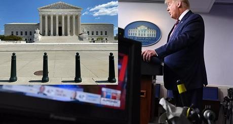 La ruta legal de Trump hacia la presidencia