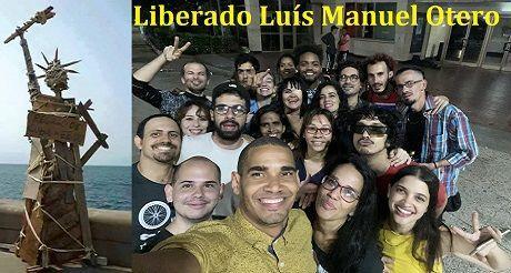 Liberado Luís Manuel Otero Alcántara