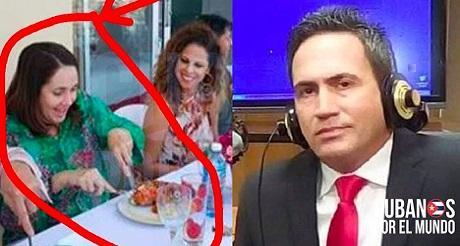 Locutor cubano pide Respeto para el pueblo ante oferta de tripas y gallinas decrepitas del regimen