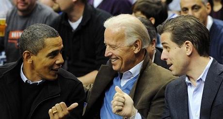 Medios ignoran los informes sobre H Biden